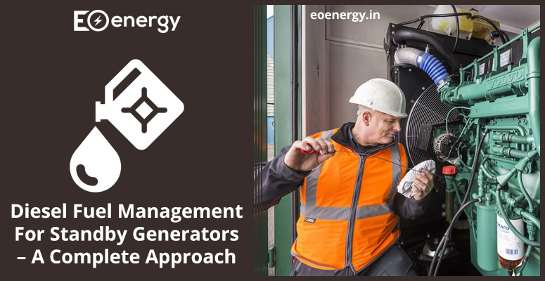 Diesel Fuel Management For Standby Generators – A Complete Approach
