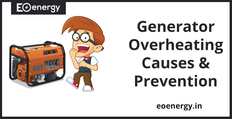 Generator Overheating Causes & Prevention