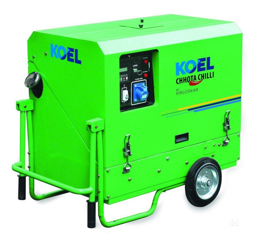 Green Chilli generator