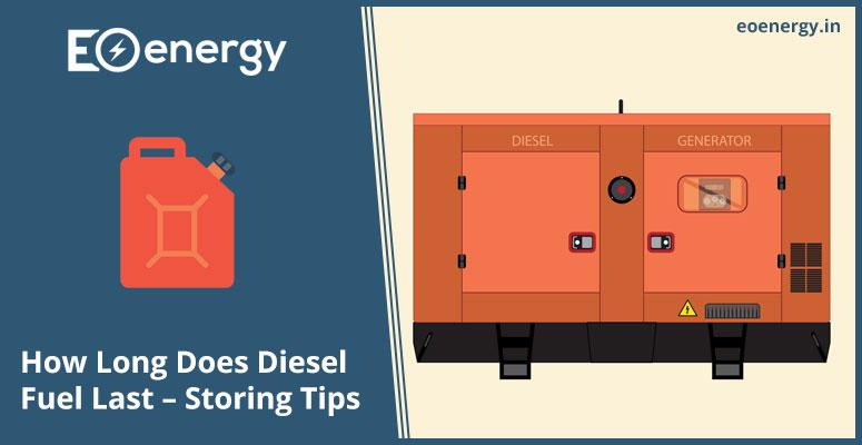 How Long Does Diesel Fuel Last – Storing Tips