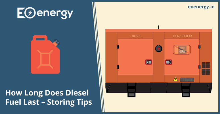 How Long Does Diesel Fuel Last – Storing Tips