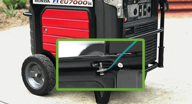 portable generator earthing