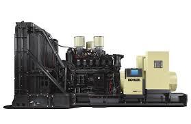 1580 kVa Kohler Diesel Generator