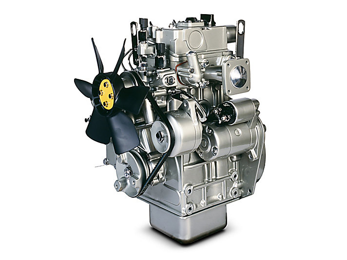 402D-05G Perkins Diesel Generator
