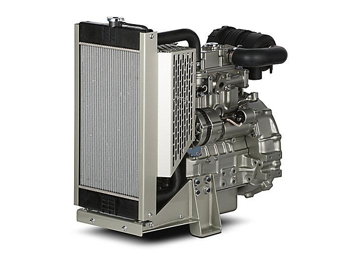 403A-11G Perkins Diesel Generator