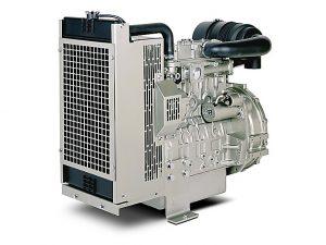 404A-22G Perkins Diesel Generator