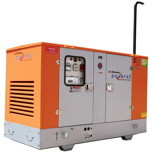 Mahindra 4905GM C2 62.5kVA Generator
