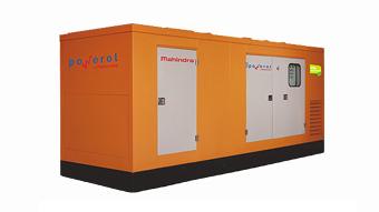 Mahindra Powerol 10kVA 2185GM Generator