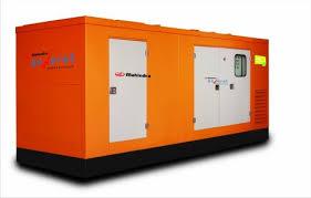 Mahindra Powerol 3445 GM 30 kVA Generator