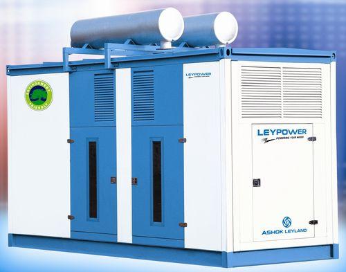 ashok leyland 2500 kVa genset