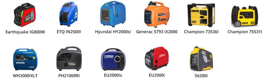 digital portable generator