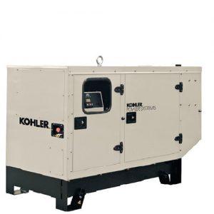 Kohler-standby-rental-generator