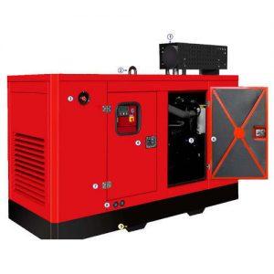 Eicher-diesel-generator