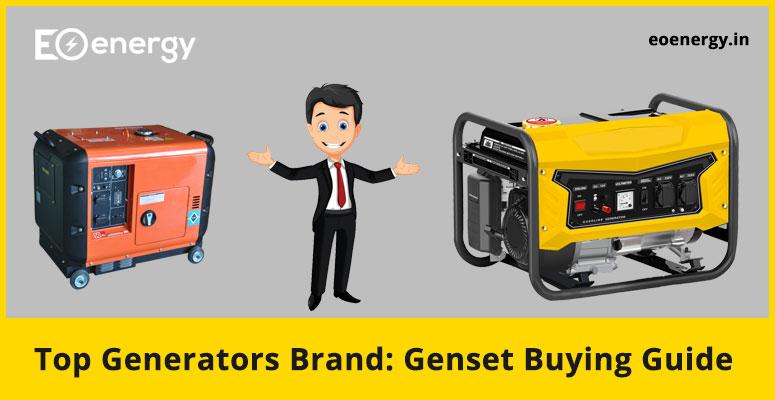 Top Generators Brand: Genset Buying Guide