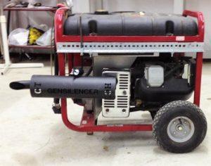 generator-silencer