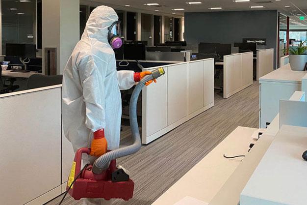 Provide a clean work environment