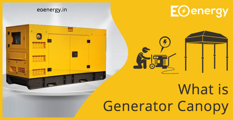 What is Generator Canopy
