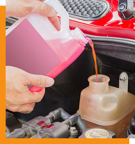 car-coolant-oil