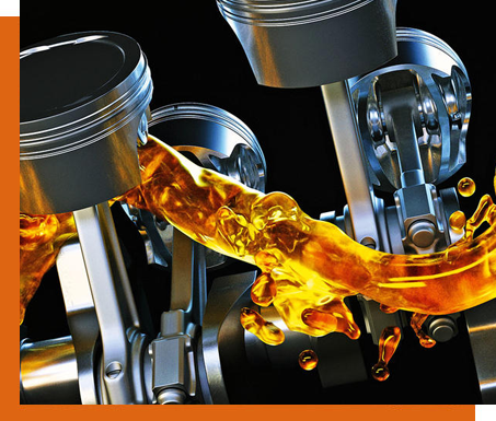 Lubricating-engine-oil