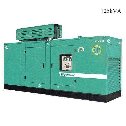 125kva-sudhir-generator