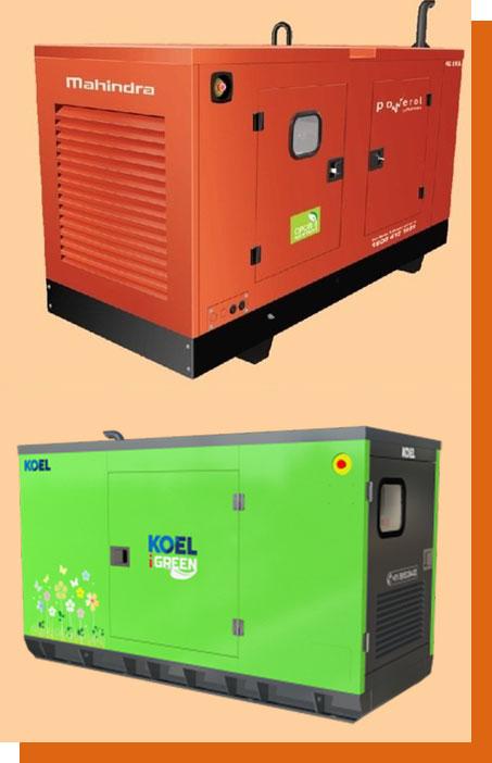 used-silent-generator