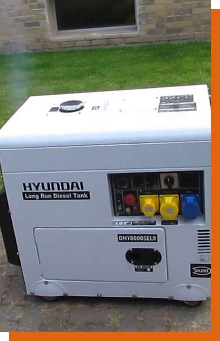 used-125kva-generator