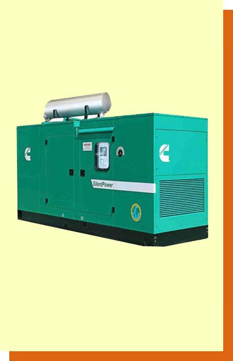used-diesel-generator