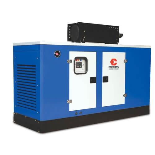 escorts-silent-diesel-generator
