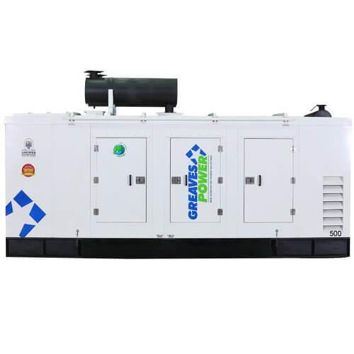 used-generator-greaves-500kva